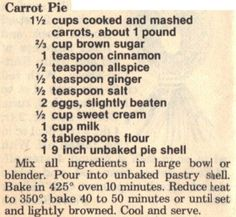 This recipe was clipped from a newspaper and found in a large collection, date unknown. Description from recipecurio.com. I searched for this on bing.com/images