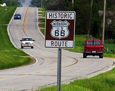 I want to take a vacation where we drive Route 66... taking our time to stop at whatever places we find interesting.