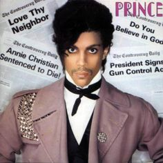 'Controversy,' 1981. - Prince Album Covers Through the Years | Essence.com