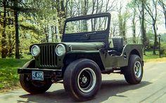 Willys Jeep CJ-3A