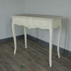 Belfort Range - Cream 2 Drawer Dressing Table