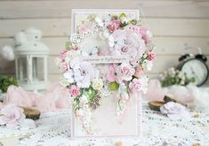Freetany Flowers: 13 Baby girl. Цветочное вдохновение от Марии Чесноковой
