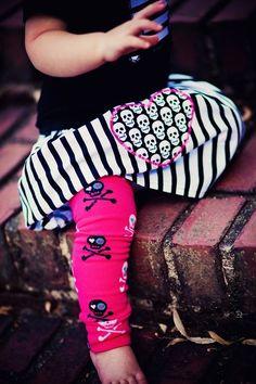 KOOL KID Arm / Leg Warmers for Baby by mamarunswithscissors, $9.00