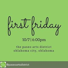 It's First Friday!! WooHoo!! Come play with us in Paseo tonight. The weather will be PERFECT.  #betsykingshoes #paseoartsdistrict #firstfriday #artwalk