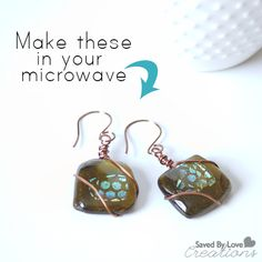 How to fuse glass in microwave tutorial [buying anything a Hobby Lobby is a no-no for me and this kind of kiln can be made by any DIYer - see tutorials]