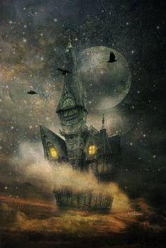 #Halloween Aft - Haunted House