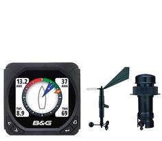 B & G Triton snelheids en dieptemeter pakket - MediaWinkel.eu