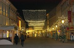 christmas in Klagenfurt, Austria