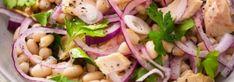 Heerlijke salade – tonijn en fagioli (bonen) | Jacqueline van Lieshout, Detox-coach