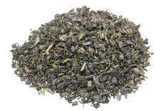 Marokkaanse munthee is een traditionele thee met een sterke China Gunpowder groene thee aangevuld met pepermuntblad. Dit geeft een vertrouwde smaak en fantastische look. Serveer met zoet snoepgoed!