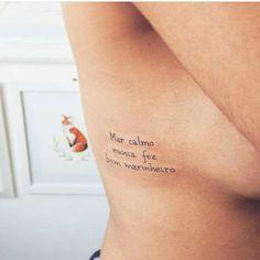 Foto Tatuagem Feminina 24 Time Tattoos, New Tattoos, Body Art Tattoos, Small Tattoos, Cool Tattoos, Tatoos, Back Tattoo Women, Tattoos For Women, Text Tattoo