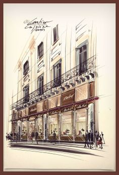 New Cartier Boutique, Paris | by Bruno Moinard