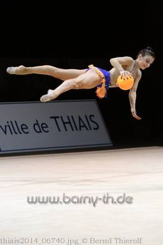 Ludmila Koptegina, Lithuania, Thiais World Cup 2014, #rhythmic_gymnastics, #rhythmicgymnastics