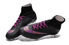 7bc677be59546 Andrew Shoes Mens Mercurial Superfly FG Football Soccer Boots by Andrew Shoes  Football Soccer