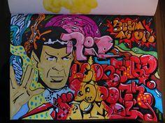 Rest in peace Leonard Nimoy aka Spock Leonard Nimoy, Spock, Rest In Peace, Sketch, Urban, Street, Art, Sketch Drawing, Art Background