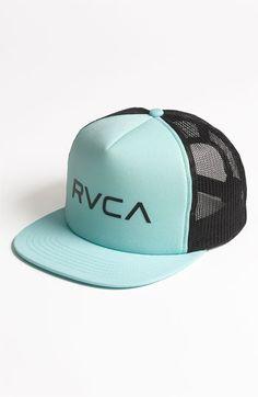 RVCA Trucker Cap | Nordstrom  loooooove for a boy