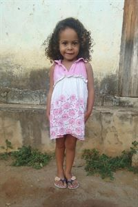 Happy Birthday to Rafaela! She's beautiful! This little girl is four-years-old today. She lives in Brazil with her father and mother. Her parents work as farmers. Her regional diet consists of maize, chicken, rice and beans. Give Rafaela the birthday gift of hope by sponsoring her today. Your love and support will bring her one step closer to being released from poverty! #Brazil