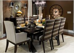 29 mejores imágenes de JUEGOS DE COMEDOR | Dining room sets, Dining ...