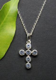 Gold, Pendant Necklace, Jewelry, Fashion, Dirndl, Rhinestones, Weaving, Silver, Handarbeit