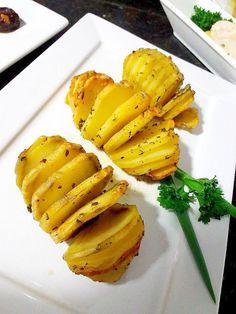O Mago das Panelas - Chef Paulinho Pecora: Batatas Suecas ( bakad potatis)