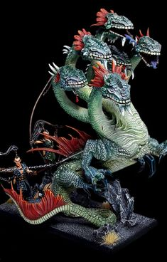 The Internet's largest gallery of painted miniatures, with a large repository of how-to articles on miniature painting Warhammer Dark Elves, Warhammer Figures, Joan Of Arc, Game Workshop, Dark Elf, Daughters, Concept Art, Creatures, Miniatures