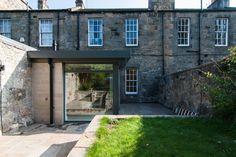 Garden extension Edinburgh