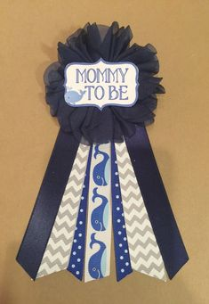 Hey, I found this really awesome Etsy listing at https://www.etsy.com/listing/285371079/blue-whale-baby-shower-mommy-to-be