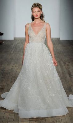 Bridal Fashion Week Part Two: Trends, They are a Changin' - Let Them Eat Cake - October 2017