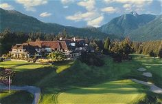 Capilano Golf & Country Club, West Vancouver, BC