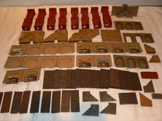 N Scale Buildings, N Scale Layouts, Scenery, Train, Holiday Decor, Landscape, Paisajes, Lugares, Nature