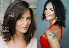 Corte de cabelo repicado feminino 2013 | Portal Tudo Aqui