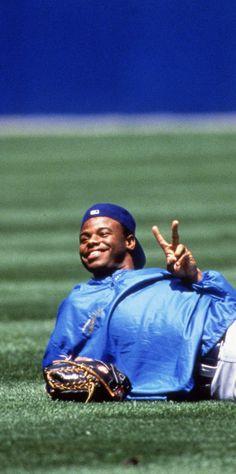 Backward cap, fashion forward. A photo gallery looking back at Ken Griffey Jr.'s legendary 22 years of baseball.