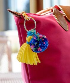 123 best images about Bag charm on Pinterest