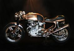 HONDA CX500 CAFE RACER ******** STEAMPUNK CHOPPER