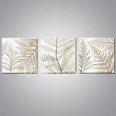Stretched Canvas Prints  Light Color Leaf Picture Print on Canvas Contemporary Nature Art for  Home Decoration - USD $56.99 ! HOT Product! A hot product at an incredible low price is now on sale! Come check it out along with other items like this. Get great discounts, earn Rewards and much more each time you shop with us!