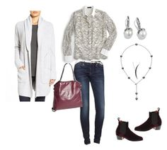 """""""Shopping  11/2015"""" by bichonluvr ❤ liked on Polyvore featuring Gap, J.Crew, Nordstrom Collection, Kismet by Milka, David Yurman, Mikimoto and Trouvé"""