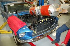 Amped-up ponies – electric Mustang converters promise 750 hp in classic packa | Hemmings Daily