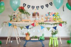 Decoração de festa infantil: 50+ temas adoráveis