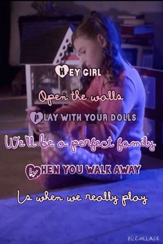 Dollhouse- Melanie Martinez Lyrics