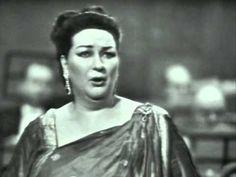 "Montserrat Caballé: Bellini - Il Pirata, ""Mad Scene"" /  Salle Pleyel, Paris. Recording June 21, 1966"