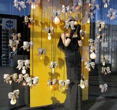 Window display design, autumn window display retail, autumn display, shop w Autumn Window Display Retail, Christmas Window Display, Store Window Displays, Autumn Display, Retail Displays, Retail Windows, Store Windows, Merchandising Displays, Shop Front Design