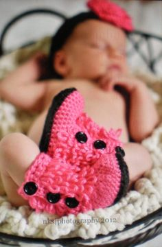 baby booties  NKS Photography