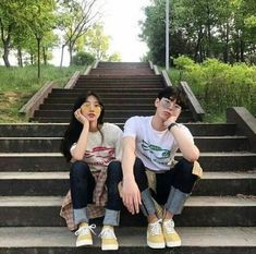 Images and videos of ulzzang couple Mode Ulzzang, Korean Ulzzang, Ulzzang Girl, Couple Goals, Cute Couples Goals, Gay Couple, Couple Posing, Senior Photography, Couple Photography