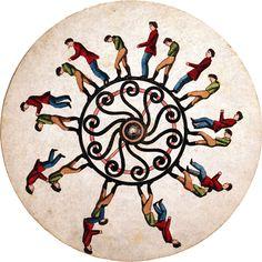 Fenaquistiscopio-Animaciones alucinantes del siglo xix.
