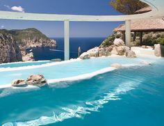 ✯ Ultimate Ibiza Party - Hacienda Na Xamena (Off the coast of Spain)