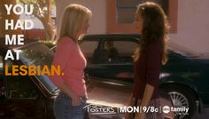 The Fosters ABC Family | Season 1, Episode 9 Vigil | Quotes The Fosters Tv Show, Teri Polo, Adam Foster, Abc Family, Foster Family, Love Is Sweet, I Love You, Favorite Tv Shows, Favorite Quotes