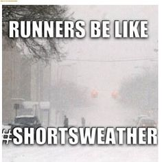 Just the life of a runner;)