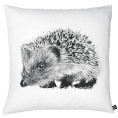 By Nord Kinderkussen Hedgehog 60 x 60 cm