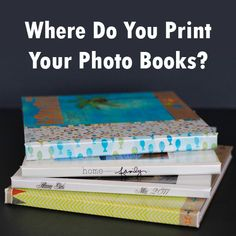 Put pictures together for a photo book. This person had the same design printed at 12 different publishers and compares quality, pricing and service.