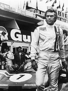 Le Mans - Steve McQueen
